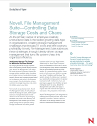 Controlling data storage chaos