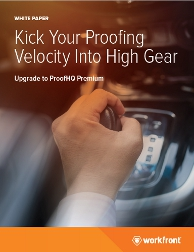 Kick Proofing Velocity into Gear