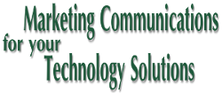 Marketing Communications for Technology Solutions