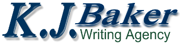K.J Baker Writing Agency